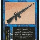 Terminator CCG M-16A1 Standard Issue Uncommon Card Unplayed