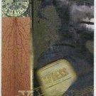 X-Files Season 2 #12 Parallel Card Silver Bar Xfiles