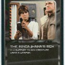 Doctor Who CCG The Kinda Jhana's Box Uncommon Card
