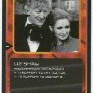 Doctor Who CCG Liz Shaw Uncommon Card Caroline John