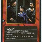 Doctor Who CCG Susan Uncommon Card Carole Ann Ford