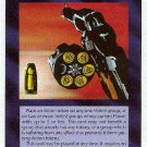 Illuminati Reload New World Order Game Trading Card