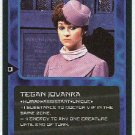 Doctor Who CCG Tegan Jovanka Uncommon BB Card Janet Fielding