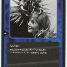Doctor Who CCG Vicki Uncommon Card Maureen O'Brien