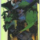 Creed 1996 Sticker #21 Chromium Parallel Trading Card