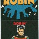 Batman Robin Adventures #P2 Pop-Up Chase Card Robin