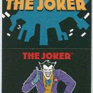 Batman Robin Adventures #P4 Pop-Up Chase Card The Joker