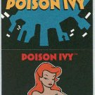 Batman Robin Adventures #P5 Pop-Up Chase Card Poison Ivy