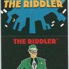 Batman Robin Adventures #P9 Pop-Up Chase Card Riddler