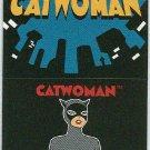 Batman Robin Adventures #P11 Pop-Up Card Catwoman