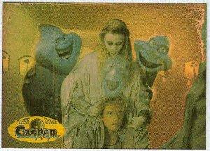 Casper Movie Prismatic Foil #15 Chase Trading Card