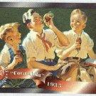 Coca Cola Sprint Fon 96 #30 $1 Phone Card