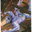 DC vs Marvel Impact Embossed #12 Chase Trading Card Beast