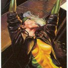 DC vs Marvel Impact Embossed #16 Chase Trading Card Rogue