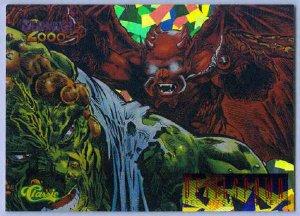 Deathwatch #BC15 Prism Foil Devilspawn Recruits Monster