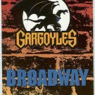 Gargoyles 1995 #P3 Pop-Up Trading Card Broadway