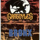Gargoyles 1995 #P5 Pop-Up Trading Card Bronx