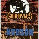Gargoyles 1995 #P6 Pop-Up Trading Card Hudson