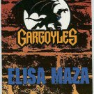 Gargoyles 1995 #P7 Pop-Up Trading Card Elisa Maza