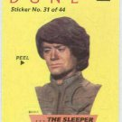Dune 1984 Sticker #31 Chase Card The Sleeper Must Awaken