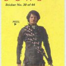 Dune 1984 Sticker #30 Chase Trading Card Paul Muad' Dib