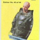 Dune 1984 Sticker #40 Chase Trading Card Guildsman