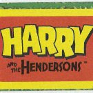Harry And The Hendersons #5 Puzzle Sticker Chase Card