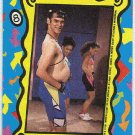 In Living Color 1992 #8 Puzzle Sticker Trading Card