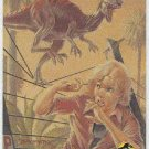 Jurassic Park Gold Art #2 Chase Card Sprinting Spitters