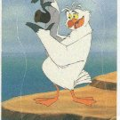 Little Mermaid 1991 Stand Up #3 Trading Card