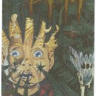 Pitt 1995 Intrepid Ashcan Cover #C12 Foil Embossed Card