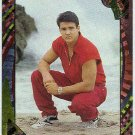 Power Rangers Series 2 #81 Rainbow Power Foil Card Jason