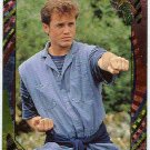 Power Rangers Series 2 #84 Rainbow Power Foil Card Billy