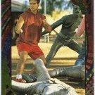 Power Rangers Series 2 #101 Rainbow Foil Card Power Punch