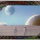 Power Rangers Series 2 #110 Rainbow Power Foil Space Exploration