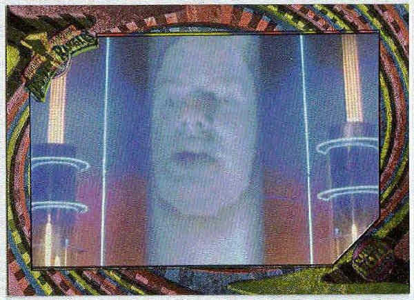 Power Rangers Series 2 #116 Rainbow Power Foil Zordon