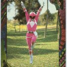 Power Rangers Series 2 #120 Rainbow Foil The Pink Ranger