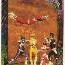 Power Rangers Series 2 #124 Rainbow Power Foil Flying Ranger