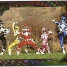 Power Rangers Series 2 #143 Rainbow Foil Super Heroes