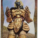 Power Rangers Series 2 #79 Power Foil Parallel Card Goldar