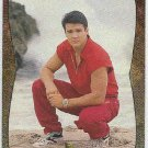 Power Rangers Series 2 #81 Power Foil Parallel Card Jason