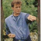 Power Rangers Series 2 #84 Power Foil Parallel Card Billy
