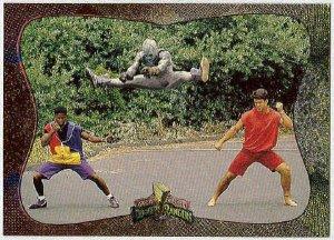 Power Rangers Series 2 #90 Power Foil Card Super Putties