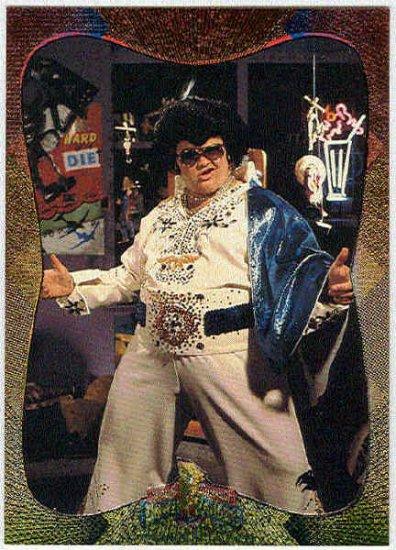Power Rangers Series 2 #97 Power Foil Card Swivel Hips