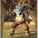 Power Rangers Series 2 #102 Power Foil Parallel Card Squatt