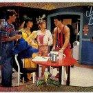 Power Rangers Series 2 #123 Power Foil Card Surprise Party