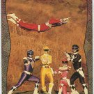 Power Rangers Series 2 #124 Power Foil Card Flying Ranger