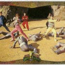 Power Rangers Series 2 #140 Power Foil Card Good Work