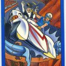 Speed Racer #01 Gold Foil Parallel Card The Great Plan