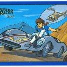 Speed Racer #06 Gold Foil Parallel Card Race For Revenge